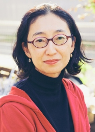Sawako Nakayasu, by Mitsuo Okamoto