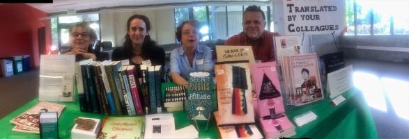Northwest Literary Translators